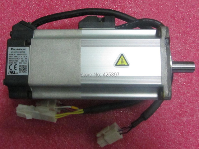 MADHT1507E servo motor e MHMD022G1V, servo motor de corrente alternada com motorista