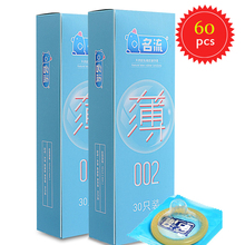 hot deal buy 30pcs/pack hot sex products ultra thin condoms for men penis sleeve skinless skin condoms condones contraception sex toy
