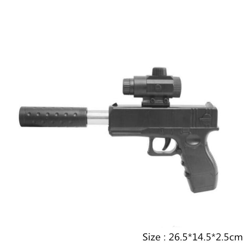 SWAT 8 Shot Cap Pistolet en Plastique 8 Shot Gun Revolver chambre jouet pistolet Grand Jouet