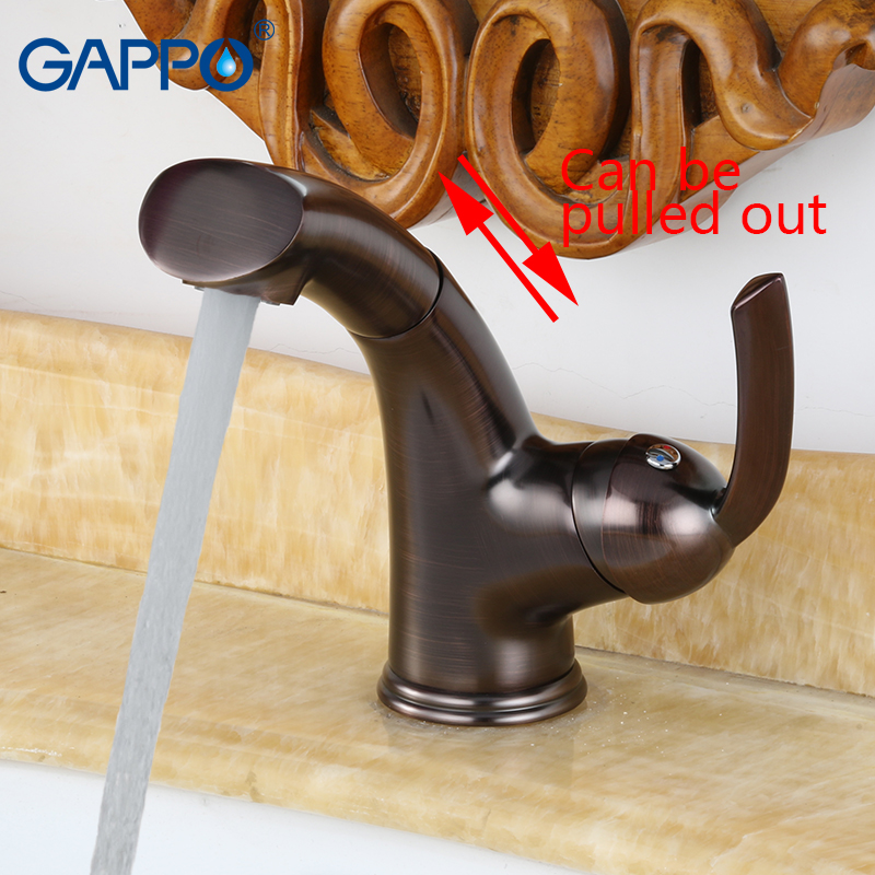 GAPPO Basin Faucet pull out mixer tap waterfall mixer shower faucets bath water taps Deck Mounted Faucets tapsGAPPO Basin Faucet pull out mixer tap waterfall mixer shower faucets bath water taps Deck Mounted Faucets taps