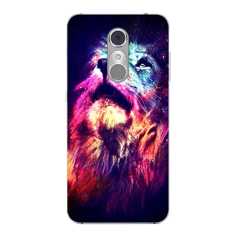 Silicon Phone Case For ZTE Blade Cute fashion Painted phone case A910 BA 910 BA910t Cover Skull Head Naruto For ZTE a910 Case in Half wrapped Cases from Cellphones Telecommunications
