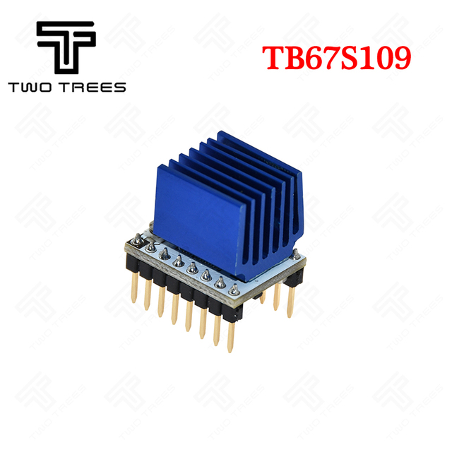 TB67S109 Driver Compatible with 57 Stepper Motor/Pololu Pin Definition 3D