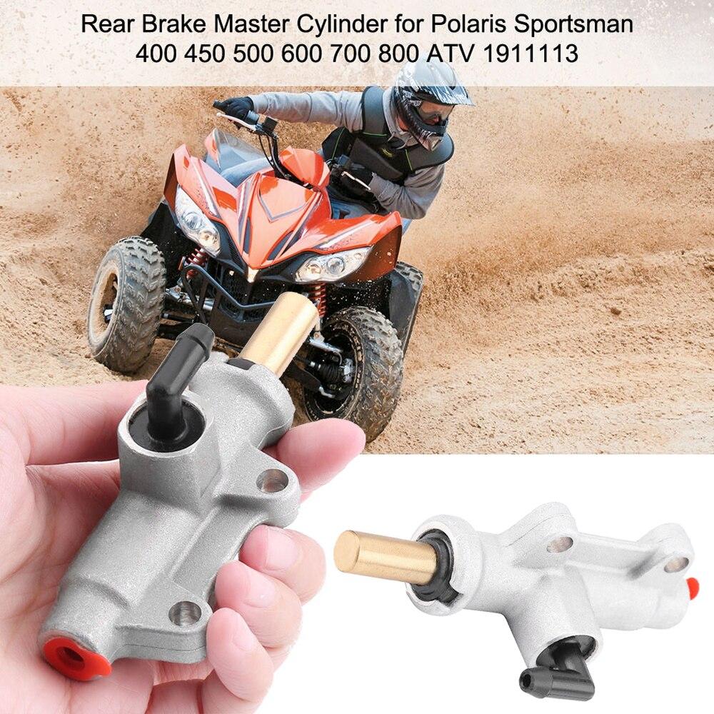 Rear Brake Master Cylinder For ATV Polaris Sportsman 500 600 700 800 2004-2007