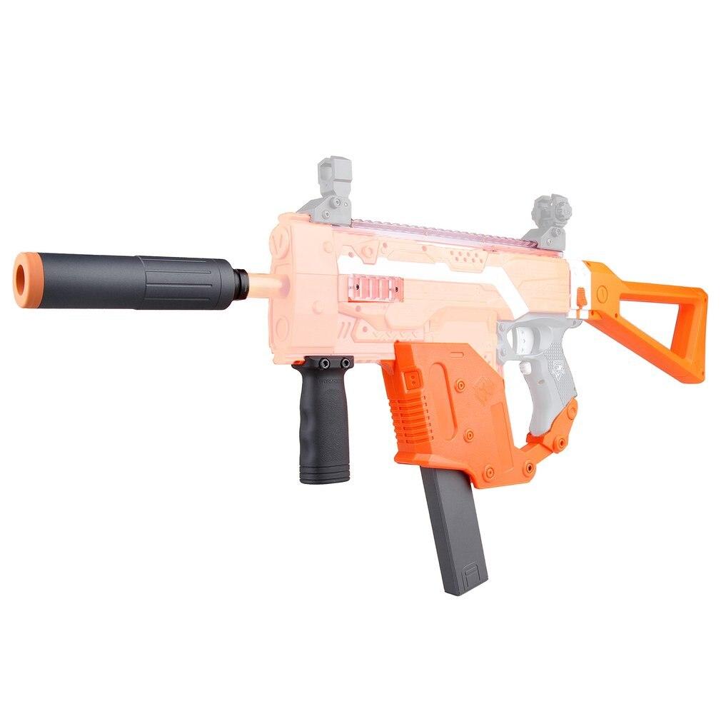 TRAVAILLEUR Installation Facile MOD Orange Kriss Vector Imitation Kit 12 Articles pour Nerf STRYFE Modifier Jouets Cadeau pour bricolage Jouets jeu
