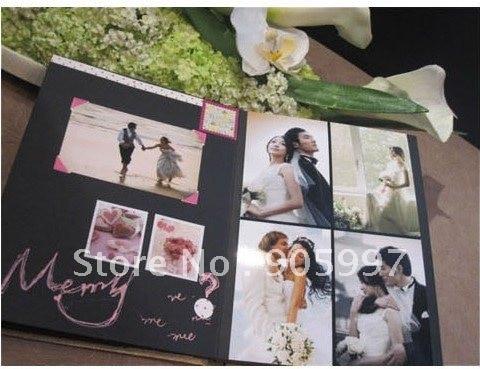 Très DIY Paste Album/ yearbook couple / family / friends fashion  NV66