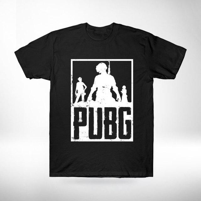 PUBG Women Men T-shirt