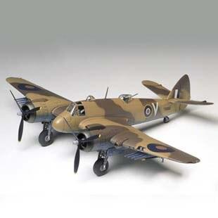 Plane  Assembly Model  61053 1/48 British Bristol Mk. VI