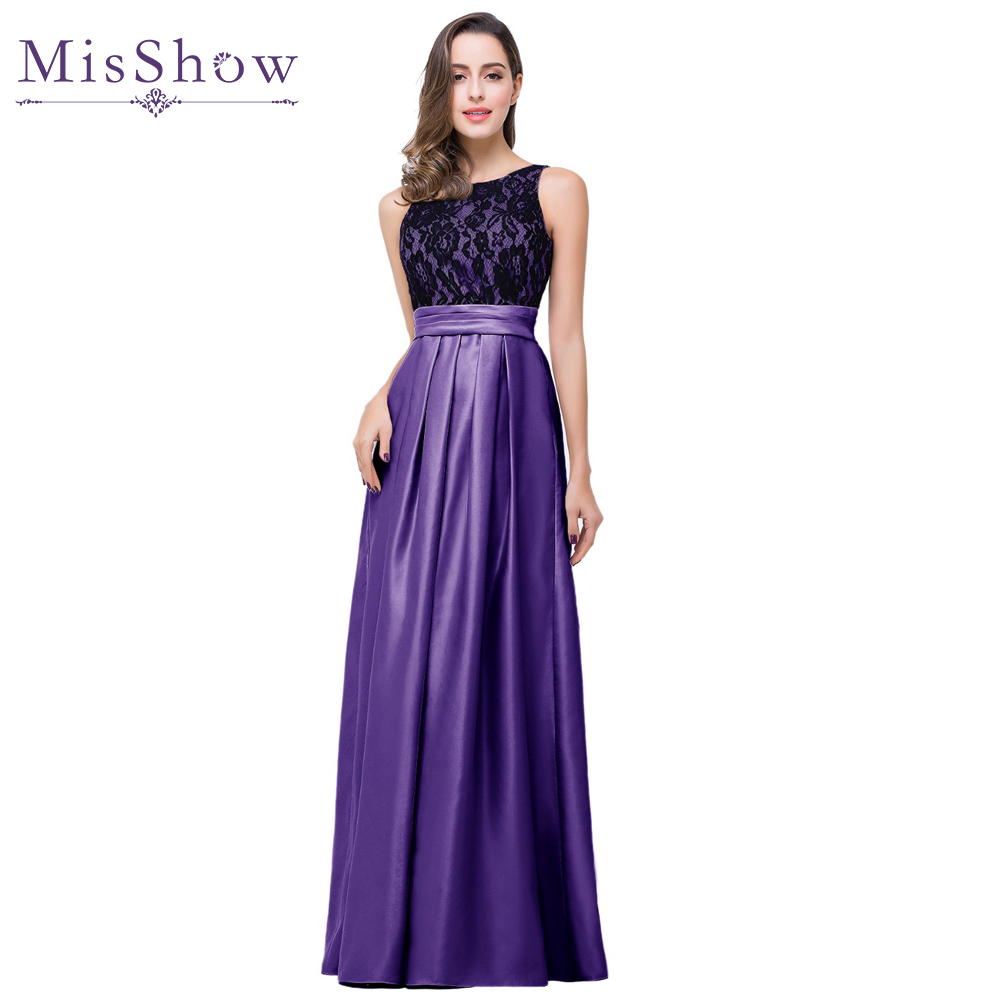 Online Get Cheap Black Bridesmaid Dress Long -Aliexpress.com ...