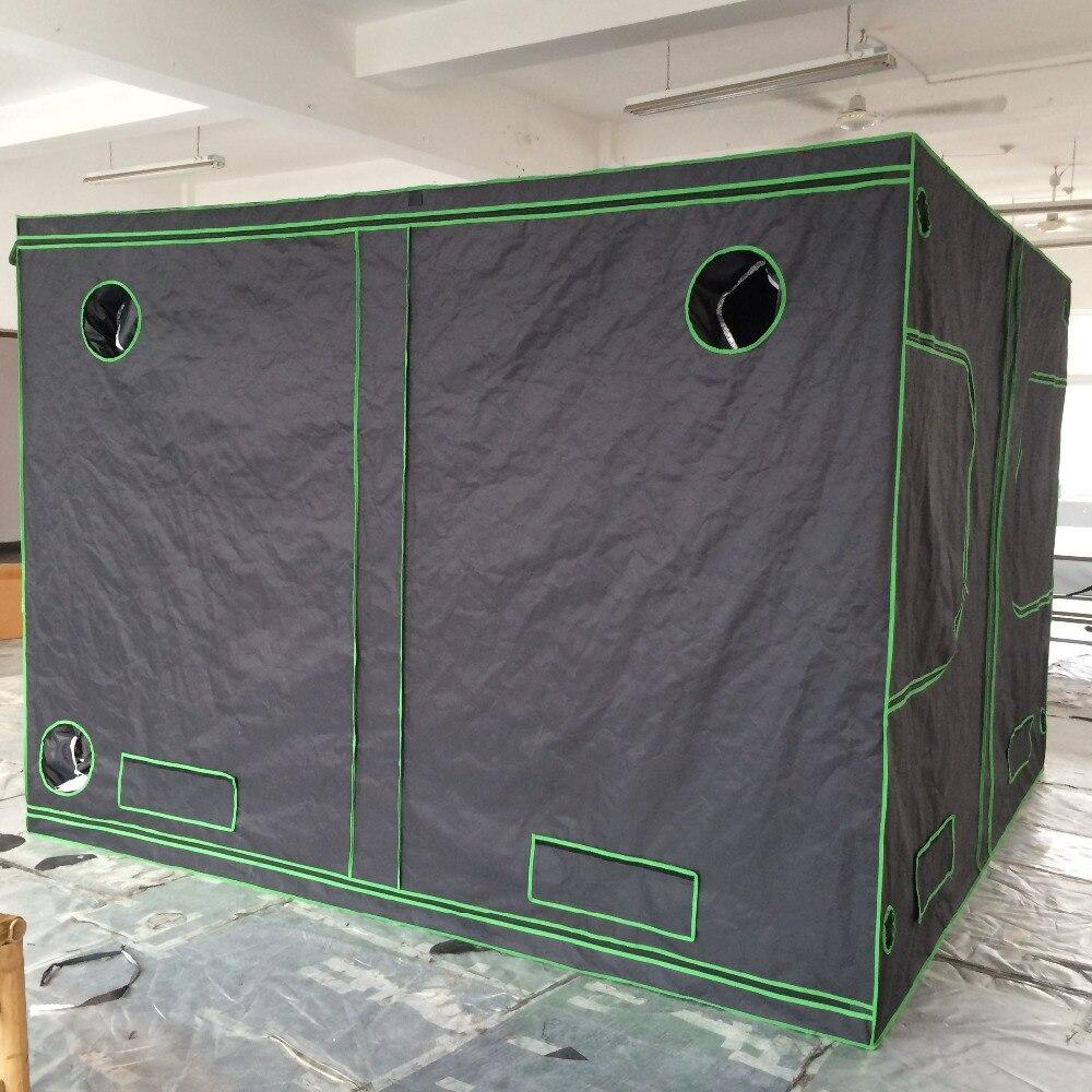 Garden Supplies Greenhouses 200*200*200(78*78*78u0027u0027) Indoor Hydroponics Grow Box Tent Mylar Greenhouse For Garden-in Garden Greenhouses from Home u0026 Garden on ... & Garden Supplies Greenhouses 200*200*200(78*78*78u0027u0027) Indoor ...