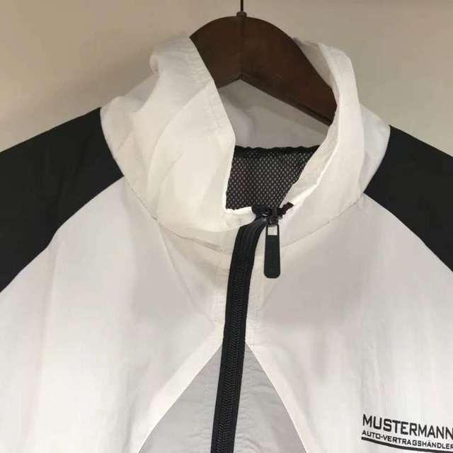19ss Vetements Stitching Jackets Men Women Suit Windbreaker Coats Sport Jackets Streetwear Vetements Bomber Jackets