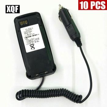 XQF 10PCS Battery Eliminator For Motorola XBR MOTOTRB Series Radio XiR-P8268 DP3400