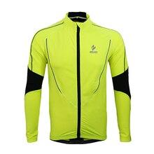 Jersey de ciclo A Prueba de Viento Bicicleta de La Bici de Ciclo Ciclismo Viento Abrigo Jersey Transpirable de Secado rápido Ciclismo Ropa 4 Colores