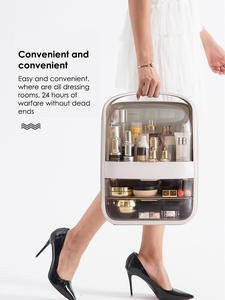 Nail-Holder Container Storage-Case Makeup-Organizer Drawer Cosmetic JULY'S Desktop SONG