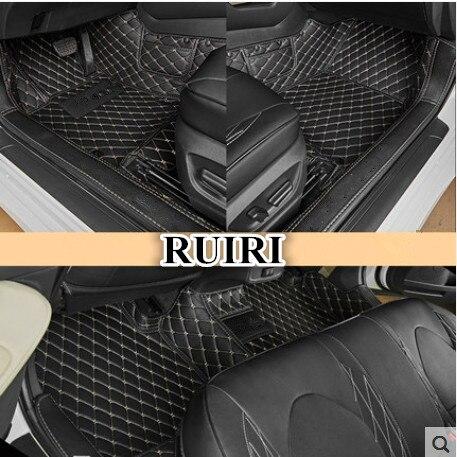 Esteiras de alta qualidade! Personalizado tapetes do carro especial para a Toyota Avalon 2019 durável à prova d' água tapetes para Avalon 2019, Frete grátis