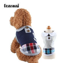 Gomaomi Sailor Style Pet Shirt Dog Costume Vest Puppy Clothes(China)  sc 1 st  AliExpress.com & Buy sailor dog clothes and get free shipping on AliExpress.com