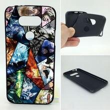 Bleach Phone Cases For LG