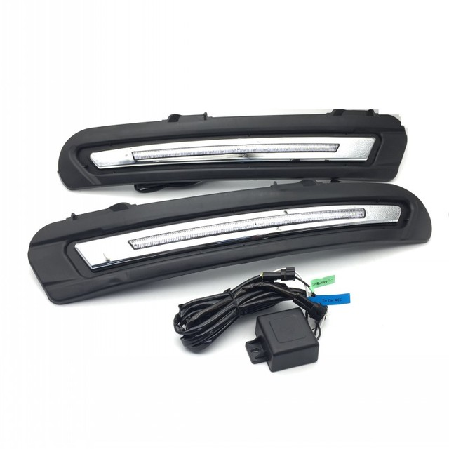 Phare de jour pour Ford Mondeo Fusion   Protection anti-brouillard, 2010 2011 2012, pour voiture