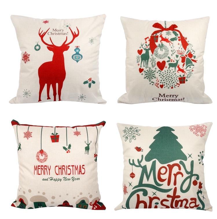 Christmas Pillow Case 14