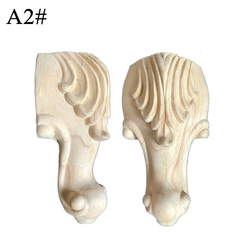 European furniture legs solid wood carving foot TV cabinet foot coffee table foot bathroom cabinet leg tiger legEuropean furniture legs solid wood carving foot TV cabinet foot coffee table foot bathroom cabinet leg tiger leg