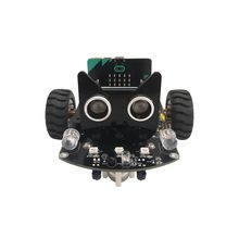 STEAM Education Robot Micro:bit expension board smart car(China)