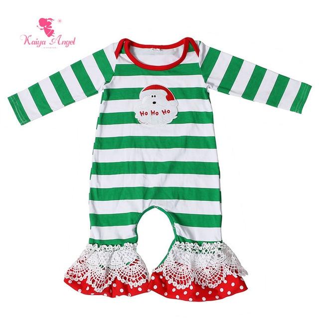 684459c9121d 2018 New Christmas Halloween Fall Baby Girl Clothes Newborn Cotton ...