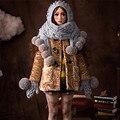 Супер Большой Шарф Hat & Перчатки Милые Женщины Зима Теплая Шапочка 100% Ручной Вязать Шапки Подарок