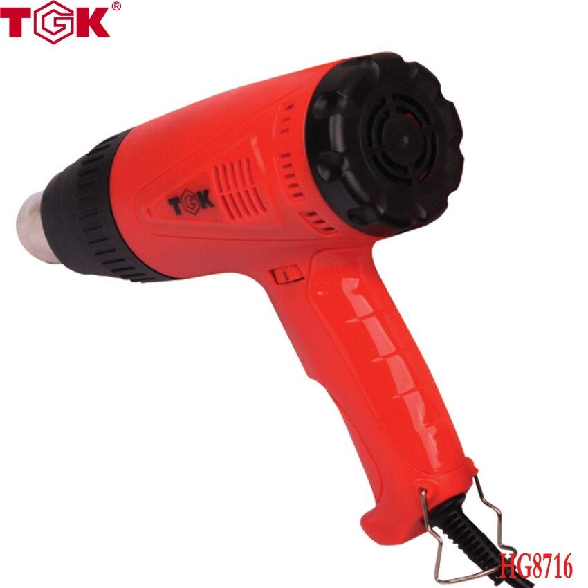 ROHS CE CCC High Quality Motor Electric Tools Hot Air Heat Gun 1600W Temperature Adjustable Hot Air Soldering Blower HG8716 сумка maijiana 366 3773 2014 366 3773