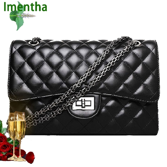 20fed34419e38 black Crossbody bag Fashion Women Bag Luxury Handbags Women Purses Designer  Brand Ladies Chain Velvet Shoulder Messenger Bags
