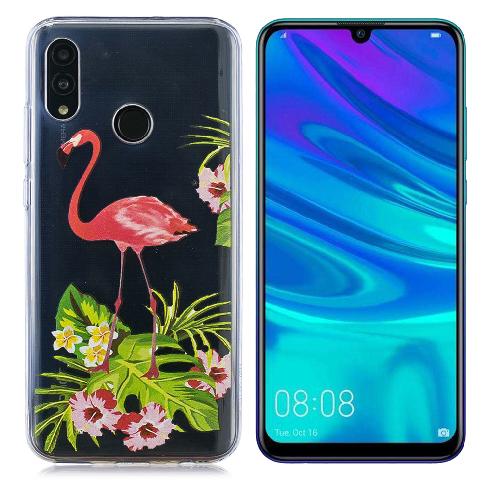 Soft Case For Huawei P Smart 2019 Case Soft Silicone TPU Transparent Phone Back Cover For Capa Huawei P Smart 2018 PSmart 2019  (3)