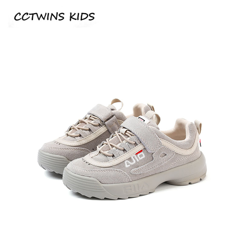 CCTWINS KIDS 2018 Autumn Baby Boy Fashion Sport Sneaker Children Black Casual Trainer Girl Brand Breathable Shoe FS22433 bakkotie 2017 new fashion spring autumn baby boy casual sport shoe brand leisure trainer breathable sneaker girl first walkers