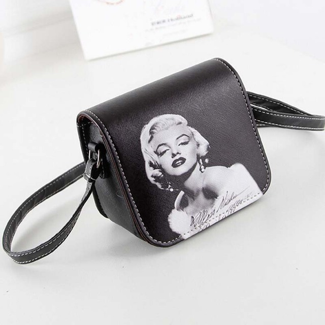 Women Leather Bag Marilyn...