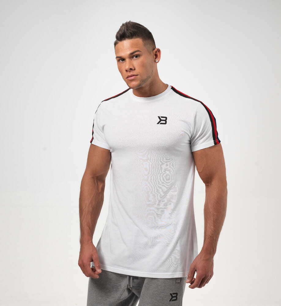Running T-shirt Men Breathable Sport Shirts Loose Gym T shirt Short Sleeve black Men Fitness Tops 2018 New Arrival