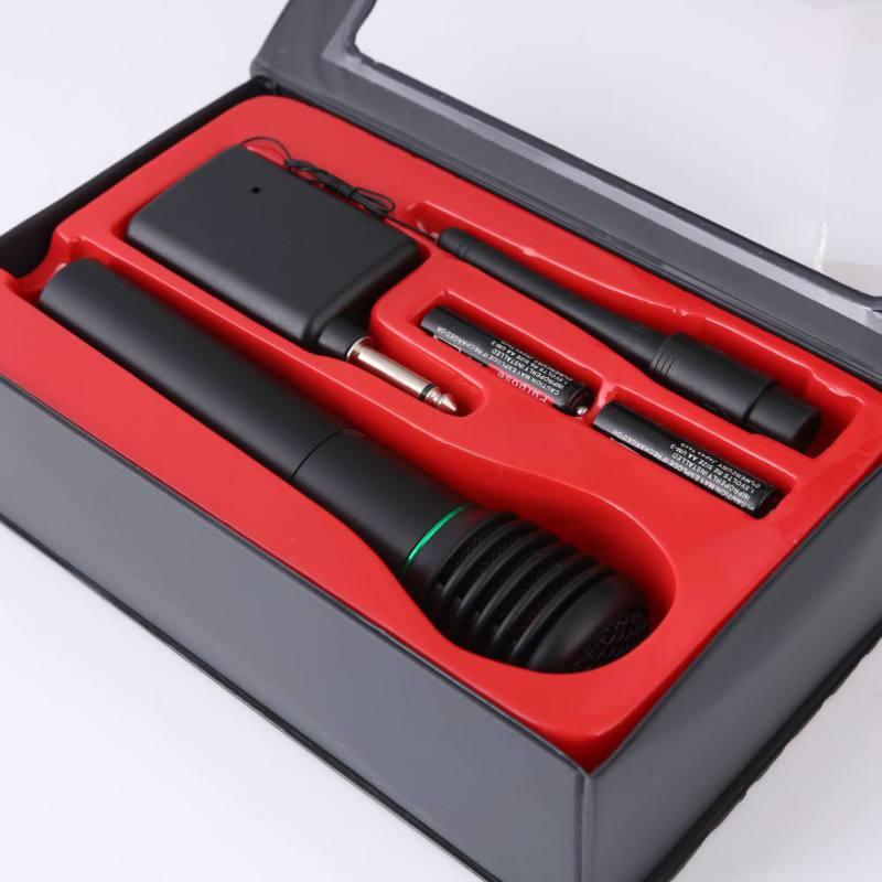Professional Mic Karaoke Handheld Microphone Wired Wireless Dynamic Microphones Receiver Studio UHF Mic For KTV Speech Amplifier