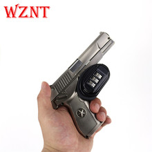 3-Dial Outdoor Hunting Trigger Combo Coded Password Lock Gun Key Safety Pistols Air Shotgun Lock Hunting Accessories rarelock black 3 dial password universal combination gun trigger protecting safety lock f