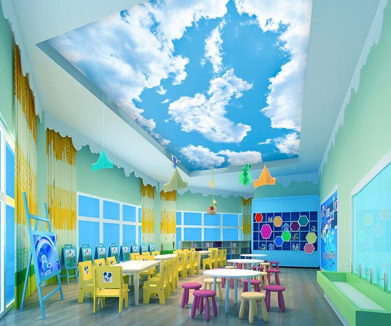 3d stereoscopic ceiling murals custom wallpaper cloud 3d ceiling wallpaper living room 3d modern photo sky ceiling custom photo wallpaper 3d stereoscopic sky ceiling cloud wallpapers for living room mural 3d wallpaper ceiling