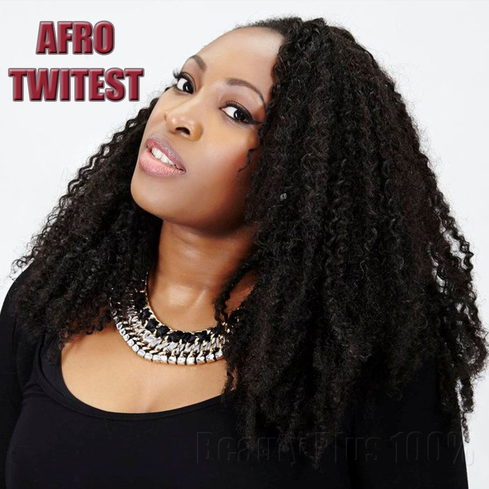 Afro Twist Braid Hair Extensions