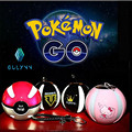 2016 Pokemon Pokeball Poke bola 10000 mAh Portátil Banco de Potencia Ir Powerbank teléfono Móvil Cargador rápido Cargador de Batería Externo
