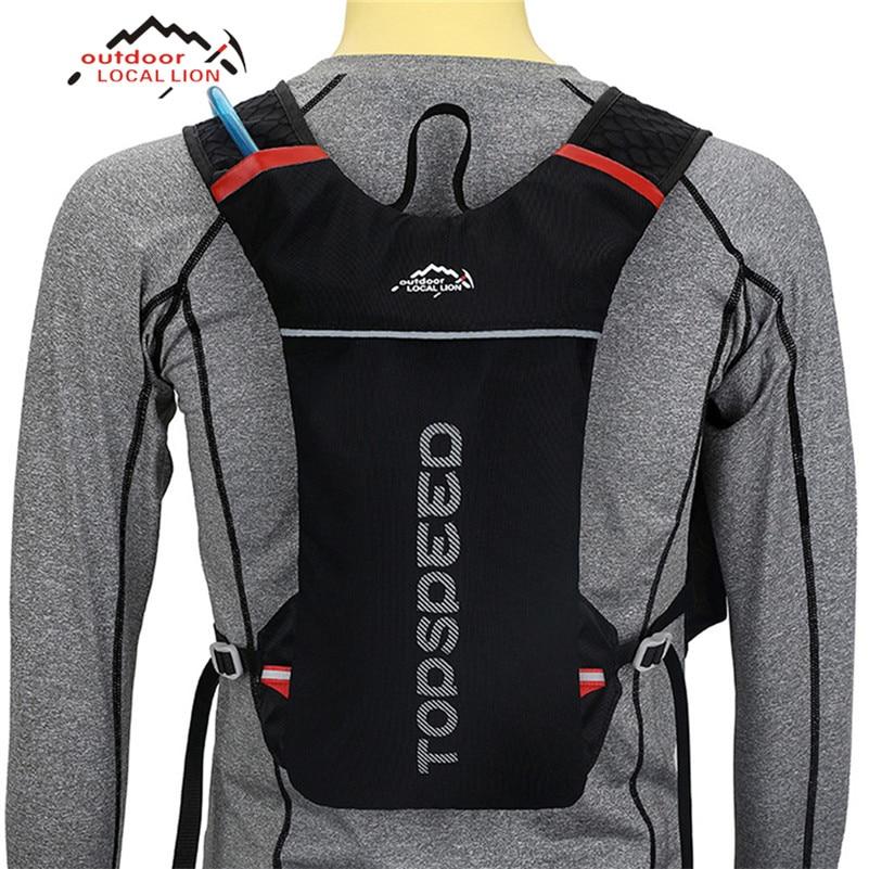 LOCALLION Biking Lightweight Backpack Upgraded 5L Breathable Hiking Cycling Daypack Outdoor Sport Rucksack For Camping Backpack zshop nine track charlie puth backpack for fans famous singer daypack
