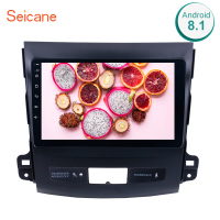 Seicane Android 8.1 9 Car Radio For 2006 2007 2008 2014 MITSUBISHI Outlander 2Din GPS Tochscreen Multimedia Player Head Unit
