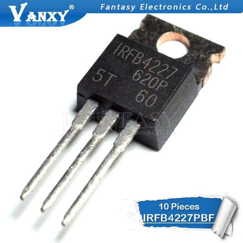 10PCS IRFB4227 TO-220 IR New