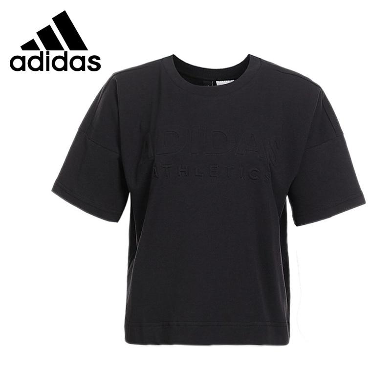 Original New Arrival 2017 Adidas  ID ALL CAPS Women's T-shirts short sleeve Sportswear original new arrival 2017 adidas club tee men s t shirts short sleeve sportswear