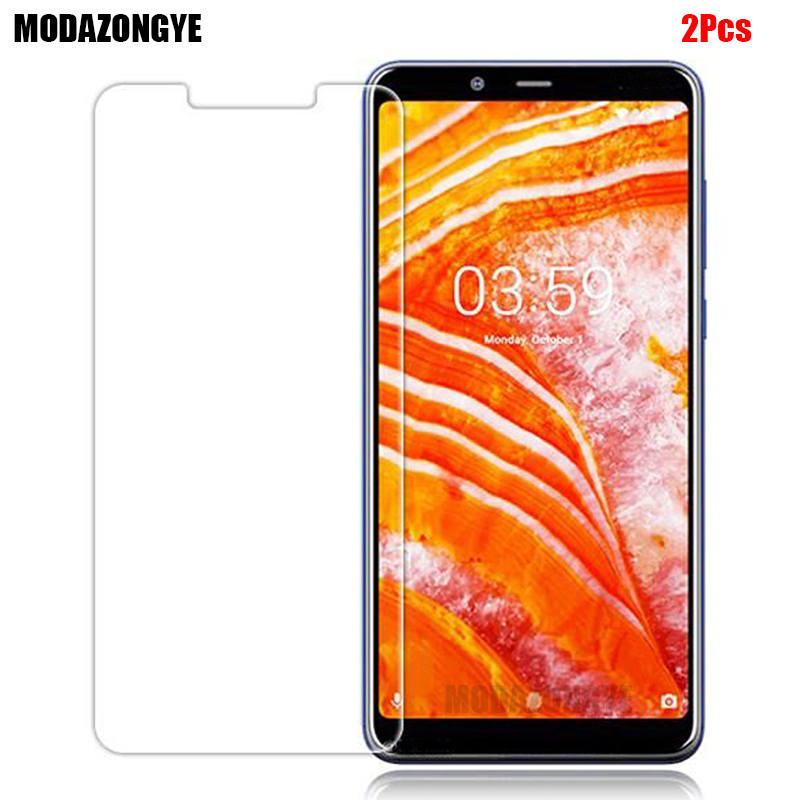 Screen Protector Nokia 3.1 Plus Tempered Glass Nokia 3.1 Plus TA-1118 TA-1104 TA-1113 3.1Plus Nokia3.1 Plus Protective Film 6.0