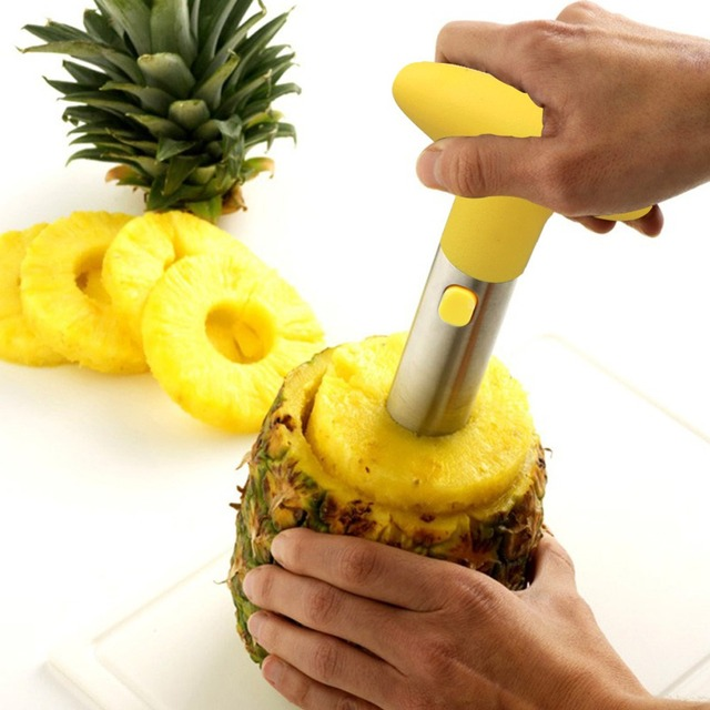 Pineapple Peeler Slicers unique cooking utensils