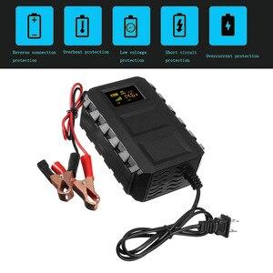 Image 5 - Intelligente 12V 20A Automobile Batterie Al Piombo Caricabatterie Intelligente Della Batteria Per Auto Moto VS998