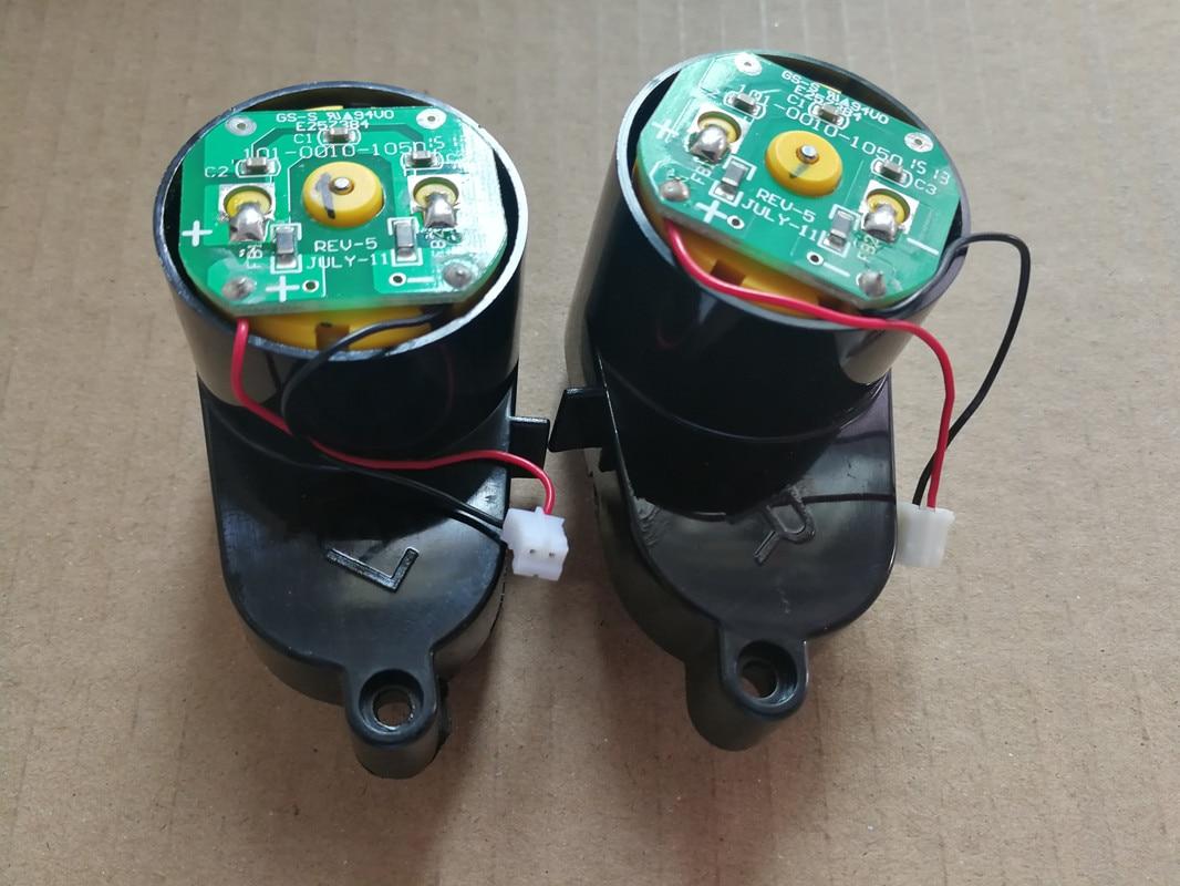 robot Side Brush Motors Robot Vacuum Cleaner Parts for Ecovacs Deebot CR120 CEN540 CEN546 dibea X500 Motor accessories original l r side brush motor module assembly parts for ecovacs deebot cr130 cen640 component accessory