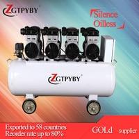 portable dental unit with air compressor air compressor