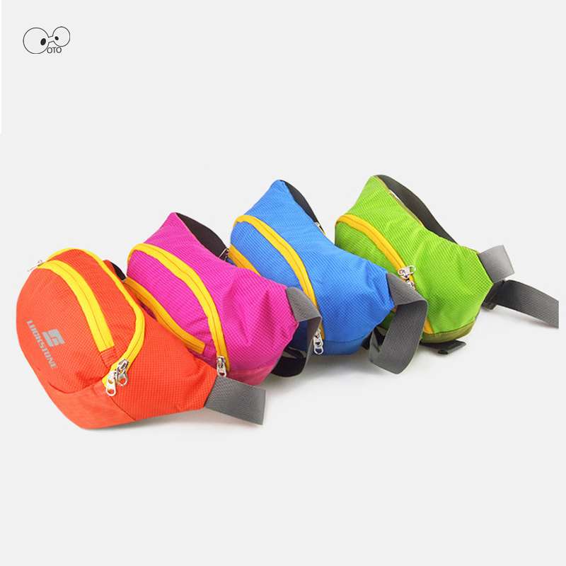 New Sports Running Waist Pack Pouch Cycling BELT BAG Large Capacity Hip Sack Hiking Bum Bag Cashier Mobile Travel Storage Bags