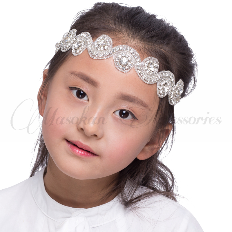 Crystal Headwear Ornaments for Women Hair Accessories The Royal Carriage Bridal & Flower Girl Wedding Rhinestone Bling Headband metting joura wedding romantic gold crystal faceted beads braided flower hair comb bride hair jewelry bridal hair accessories
