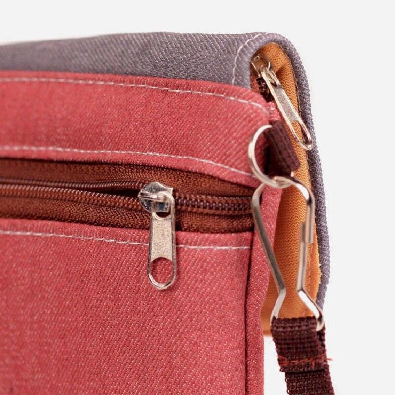 Холст цветочный вышивать детей школьные сумки детей дорожная сумка-мессенджер небольшой телефон сумки денежные мешки для детского сада дл...