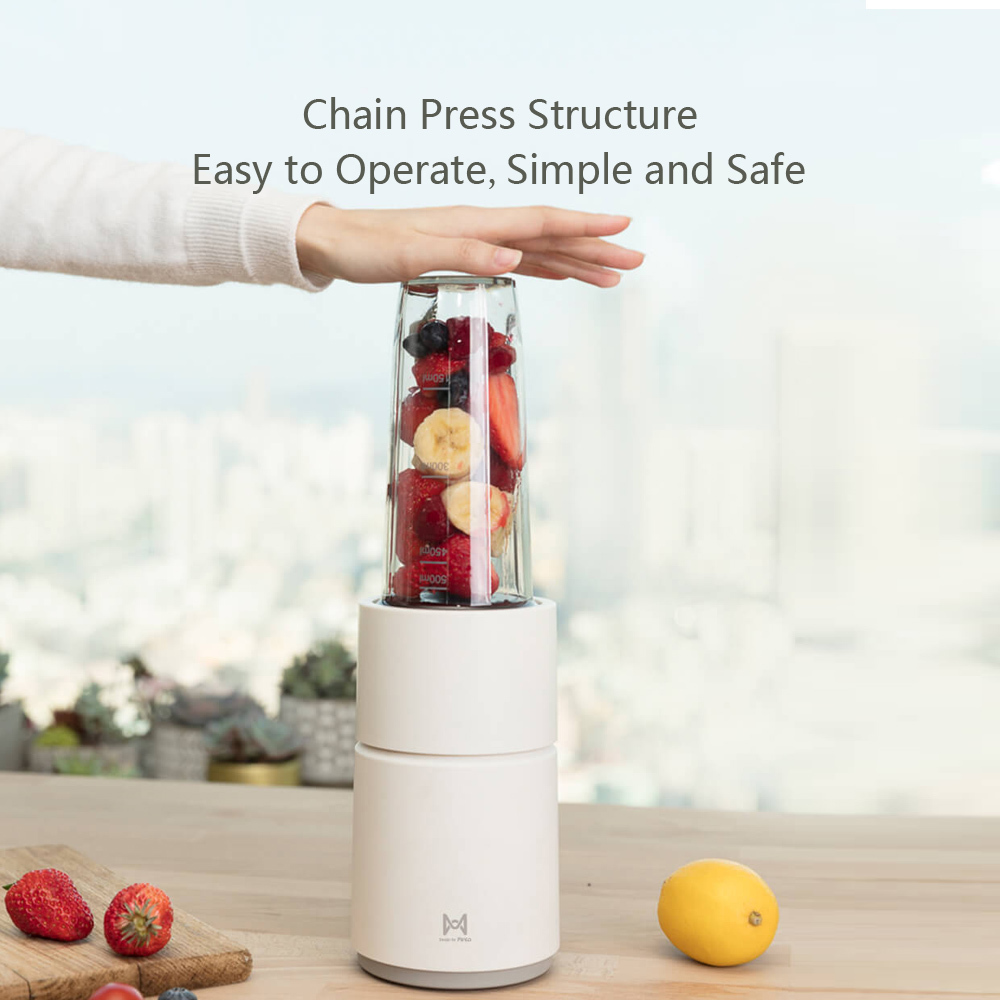 Xiaomi Pinlo Fruit Vegetable Juicer Mini Electric Fruit Juicer Fruit Squeezer Household Travel blender